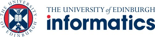 University of Edinburgh School Of Informatics Logo